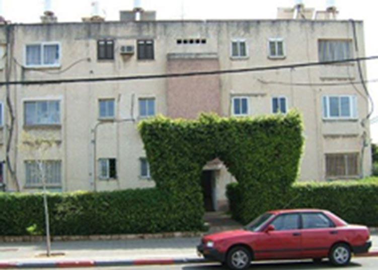 ברודצקי 31 – רמת אביב לפני